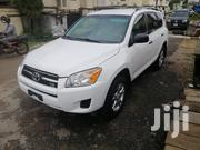 Toyota RAV4 2009 4x4 White | Cars for sale in Lagos State, Victoria Island
