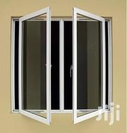 Simple Designed Window With Net | Windows for sale in Lagos State, Lagos Mainland