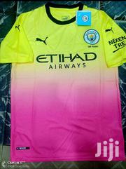 Original Manchester City FC 2019/20 Season Official Jersey | Clothing for sale in Rivers State, Abua/Odual