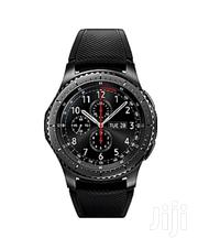 New Samsung Gear S3 Frontier On Flemzconcepts | Accessories for Mobile Phones & Tablets for sale in Lagos State, Ikeja