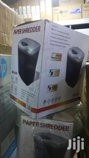 Aspeg Sbs 620 Paper Shredder | Stationery for sale in Abuja (FCT) State, Wuse 2