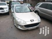 Peugeot 407 2005 Silver | Cars for sale in Lagos State, Apapa