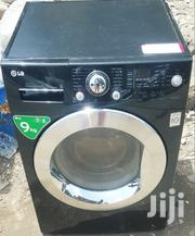 LG 9kg Wash and Dry Inverter Washing Machine +GUARANTEE(Pay Ondelivery | Manufacturing Equipment for sale in Lagos State, Lagos Mainland