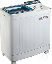 BRAND NEW NEXUS MANUAL TOPLOADER Washing Machine (9.2kg Twin Tub ) | Home Appliances for sale in Lagos State, Ojo
