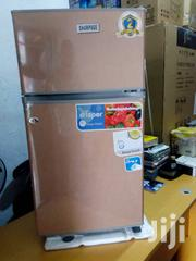 Sharpage Double Door Refrigerator SA 150 Model | Kitchen Appliances for sale in Lagos State, Ojo