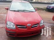 Nissan Almera 2002 Red | Cars for sale in Lagos State, Ojodu