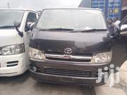 Toyota HiAce 2010 Black | Buses & Microbuses for sale in Lagos State, Ojo