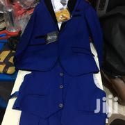 3 Pieces Royal Blue Suit | Children's Clothing for sale in Lagos State, Ikorodu