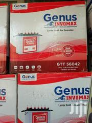 Genus Invomax Tall Panel 220ah Tubular Battery For Sale | Solar Energy for sale in Abuja (FCT) State, Central Business District