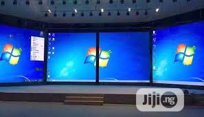 Multimedia Outdoor Advertising LED Display System