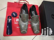 Ash & Black Spanish Hand Made Mister Shoes | Shoes for sale in Lagos State, Lagos Island