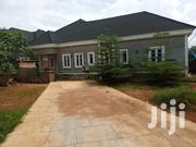 Standard 3-bedroom Bungalow With All Rooms Ensuit With Visitors Toilet | Houses & Apartments For Sale for sale in Edo State, Benin City