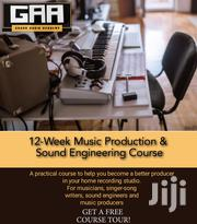 12-week Music Production & Sound Engineering Course | Classes & Courses for sale in Abuja (FCT) State, Gaduwa