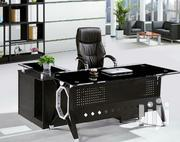 Exotic Glass Executive Office Table | Furniture for sale in Lagos State, Lekki Phase 1