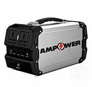 Ampower Portable Solar Inverter Powerbank Electricity Generator-Macp | Solar Energy for sale in Rivers State, Port-Harcourt