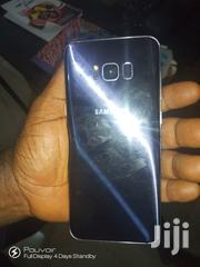 Clean Uk Used Samsung Galaxy S8 Blue 64Gb | Mobile Phones for sale in Lagos State, Ikeja