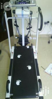 American Fitness Manual Treadmill With Massager and Twister | Sports Equipment for sale in Abuja (FCT) State, Wuse