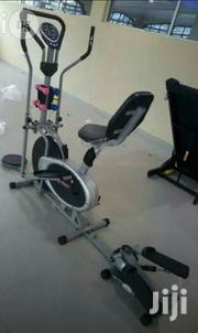 American Fitness Orbtrack Bike With Stepper, Dumbbell and Twister | Sports Equipment for sale in Abuja (FCT) State, Utako