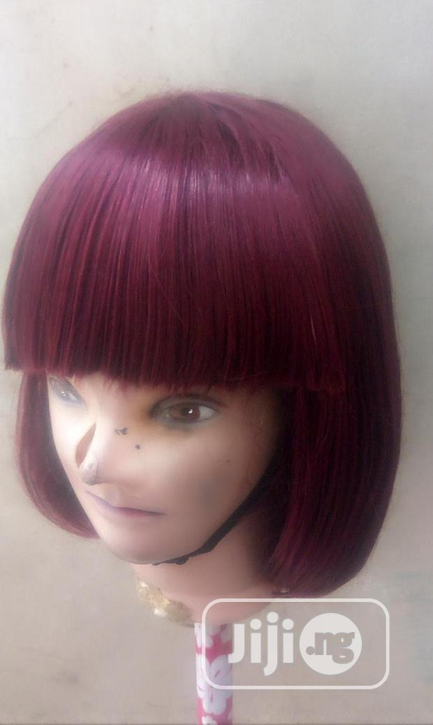 Archive: Hair Wigs