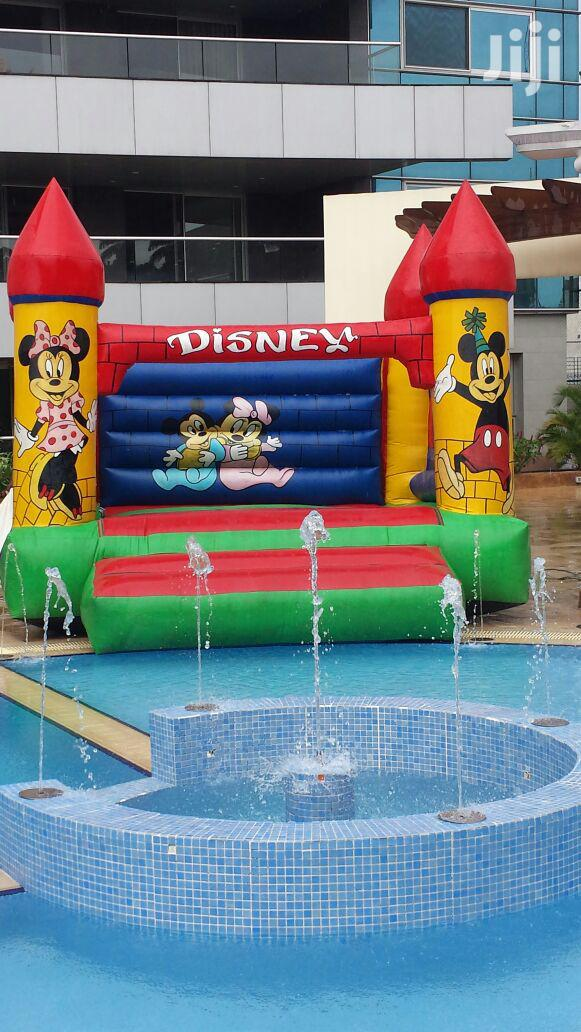 For Bouncing Castle