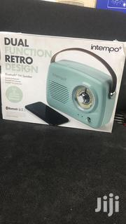 Dual Function Retro Design Intempo | Audio & Music Equipment for sale in Lagos State, Ikeja