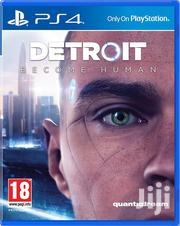 Detroit: Become Human - PS4 | Video Game Consoles for sale in Lagos State, Surulere