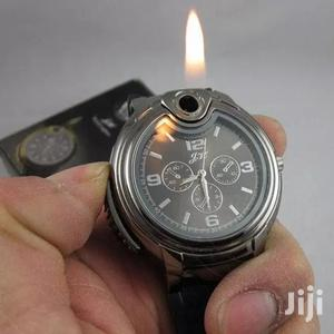 Rechargeable Lighter Watch