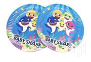 Baby Shark Paper Plate   Babies & Kids Accessories for sale in Lagos State, Lagos Mainland