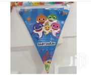 Baby Shark Flag Banner   Babies & Kids Accessories for sale in Lagos State, Lagos Mainland