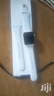 Opened Box Series3 Iwatch 38mm | Smart Watches & Trackers for sale in Osun State, Osogbo