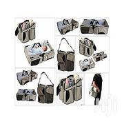 Baby Bag 3 In 1 - Diaper Bag, Travel Bed & Change Station   Baby & Child Care for sale in Lagos State, Ikeja