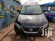 Lexus RX 350 FWD 2012 Black | Cars for sale in Lagos State, Amuwo-Odofin