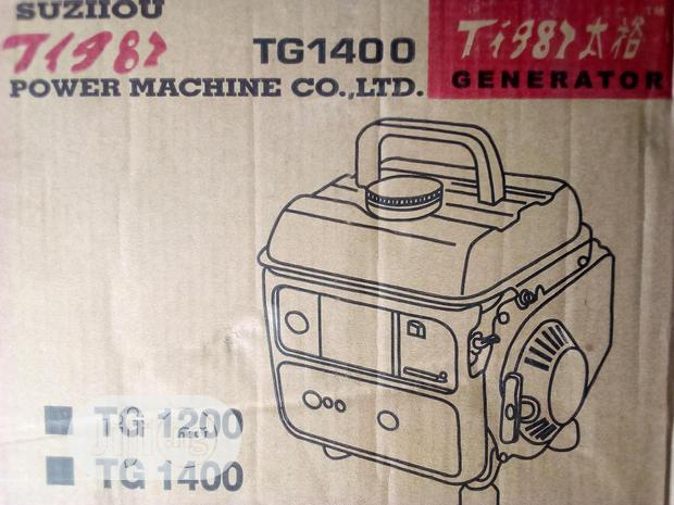 Archive: Tiger Generator Tg1400