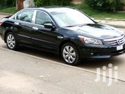 Honda Accord 2012 Black | Cars for sale in Abuja (FCT) State, Wuye