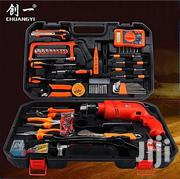 Generic Tools Box Kit Set With Electric Drill Machine | Electrical Tools for sale in Lagos State, Magodo