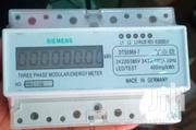 Siemens Three Phase Electronic Digital Meter | Measuring & Layout Tools for sale in Lagos State, Lagos Island