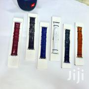 Iwatch Strap -leather | Accessories for Mobile Phones & Tablets for sale in Lagos State, Ikeja