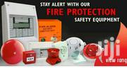 Fire And Safety Alert Systems Installation And Repairs | Safety Equipment for sale in Edo State, Uhunmwonde