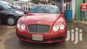 Bentley Continental Mulliner R 2007 Red | Cars for sale in Lagos State, Ikeja