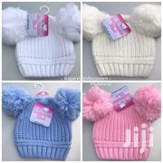 Knitted Newborn Cap | Children's Clothing for sale in Rivers State, Port-Harcourt