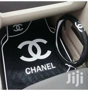 Chanel Car Floor Mat And Steering Cover | Vehicle Parts & Accessories for sale in Lagos State, Ojo