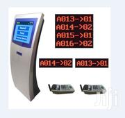 Wireless Wired Queue Management System With IR Touch Screen BY HIPHEN | Store Equipment for sale in Oyo State, Ibadan