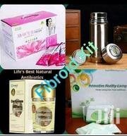 Fibroid Kit (From LONGRICH)   Vitamins & Supplements for sale in Lagos State, Lagos Island