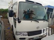 Toyota Coaster 2014 Diesel Engine In Abuja | Buses & Microbuses for sale in Abuja (FCT) State, Garki 2