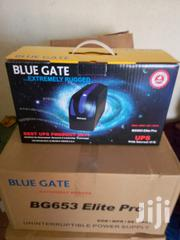 Blue Gate UPS 653va Elite Pro | Computer Hardware for sale in Lagos State, Lagos Mainland