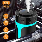 Car Air Humidifier Bluetooth FM Transmitter MP3 Player | Vehicle Parts & Accessories for sale in Lagos State, Ilupeju