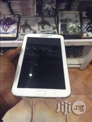 White Samsung GALAXY Tab 3, 7.0 (Neat,Just Like New) | Tablets for sale in Lagos State