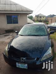 Honda Accord 2004 Sedan EX Black | Cars for sale in Ogun State, Ijebu Ode