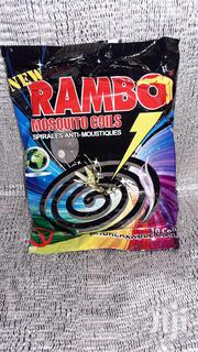 Rambo Mosquito Coil - Pack Of 10 X 60 | Home Accessories for sale in Lagos State, Ikotun/Igando