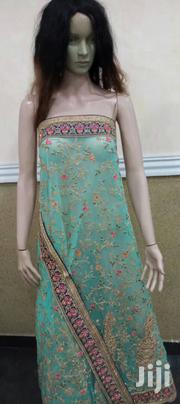 Indian Flowered Sarri | Clothing for sale in Lagos State, Ojo